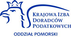 Logo niebieskie